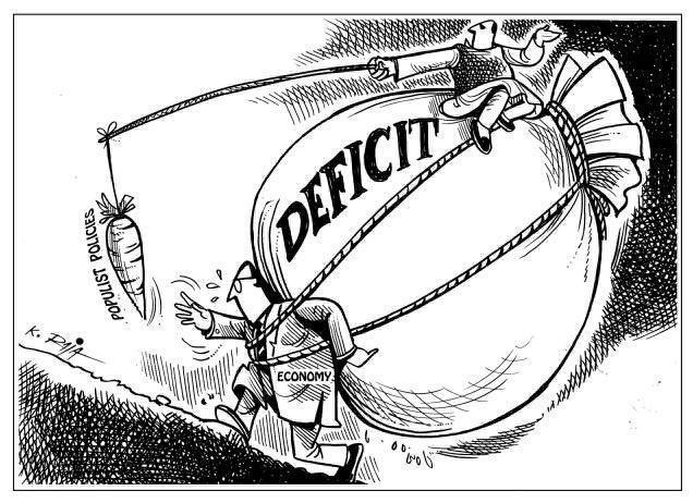 Déficit-Fiscal