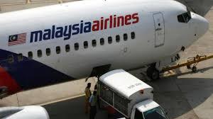 Avión malasio