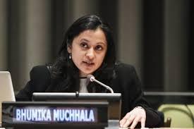 Bhumika Muchhala