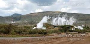 planta geotérmica en Kenia
