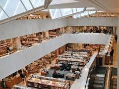Librería Stockmann, en Helsinki