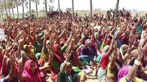 Mujeres de Gujarat, India.