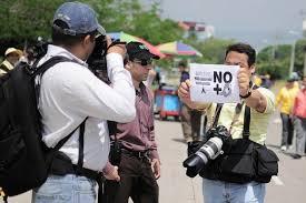 En 2015 hubo 112 trabajadores de medios de comunicación asesinados en el ejercicio de su profesión