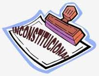 Inconstitucionales