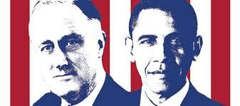 Obama y R