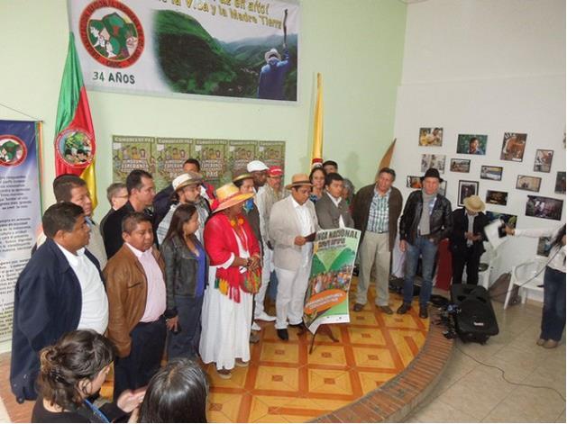 Colombia vive los últimos días de la guerra