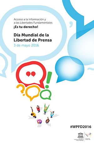 Díaa Mundial Libertad de Prensa