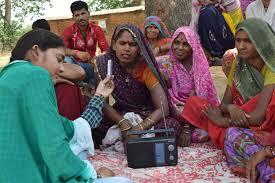 La Radio Bundelkhand, del centro de India