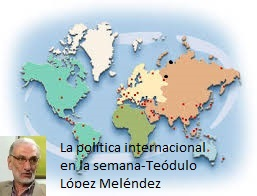La política internacional en la semana
