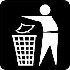 A la basura